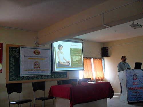 Dr  Mukund Gore of Kaivalyadham on Yoga
